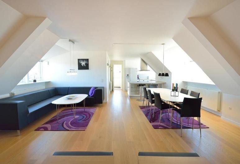 Hotel Avannaa, Ilulissat, Penthouse, 2 slaapkamers, Kamer