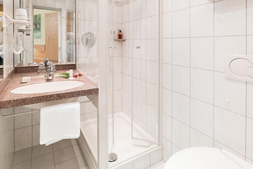 Comfort Double Room, Non Smoking, Balcony - Bathroom