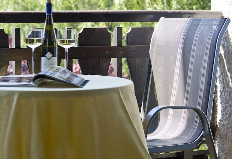 Vitalhotel Garni Vier Jahreszeiten, Bad Füssing, Comfort-Doppelzimmer, Nichtraucher, Balkon, Balkon