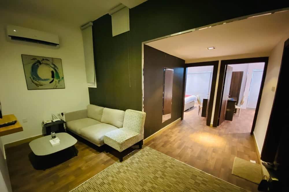 Leilighet – luxury, 2 soverom - Stue