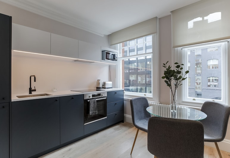 Stay Inn Apartments Farringdon, London, Apartment, 1 Bedroom, Private kitchen