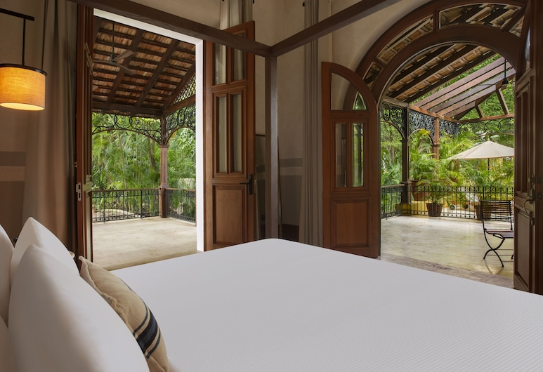 Hacienda Xcanatun By Angsana, Mérida, Kij Junior Suite, Výhled z pokoje
