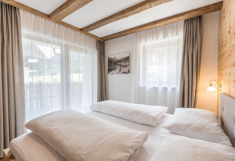 Fanes - Chalet Dolomit With Garden, Balcony, Mountain View & Wi-fi; Parking Available, サン ロレンツォ ディ セバート, 部屋
