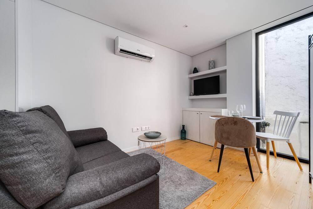 Studio - Powierzchnia mieszkalna