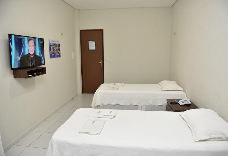 Ello Hotel, Iguatu, Standard Twin Room, Bilik Tamu