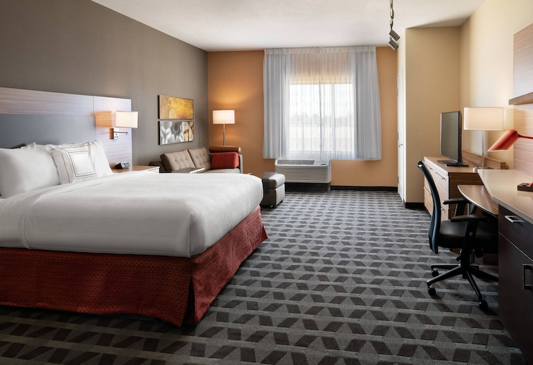 TownePlace Suites by Marriott Fresno Clovis, Clovis, Studio, 1 kingsize-seng, ikke-røyk, Gjesterom