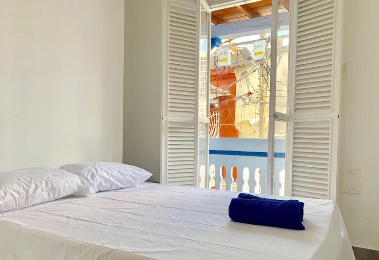 Casa De La Cruz, 卡塔赫纳, 双人房, 公共浴室, 客房