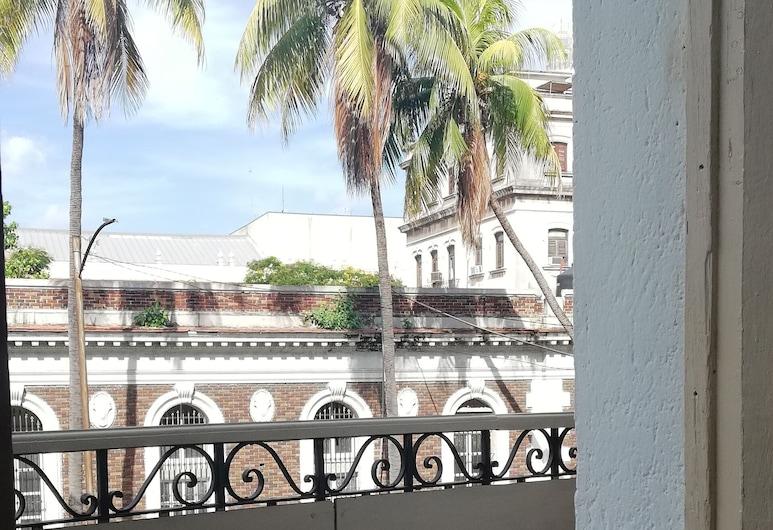 Casa Colonial Isa&lola, Havana, Verönd/bakgarður