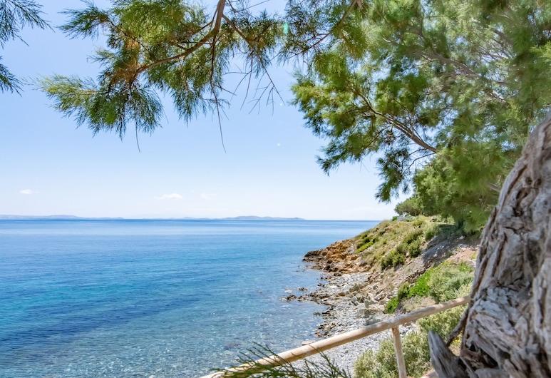 Agali Bay, Tinos, Strand