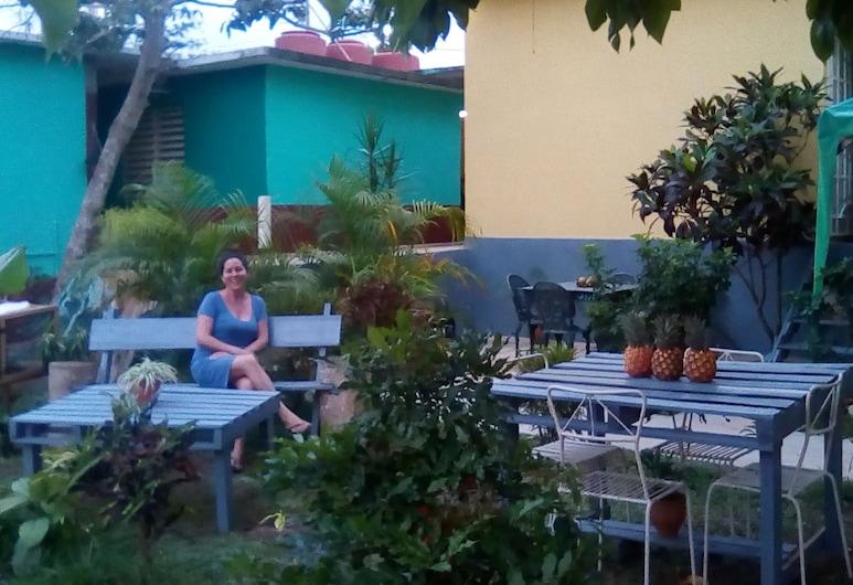 El Jardin de Dainelys, Vinales, Teras/Patio
