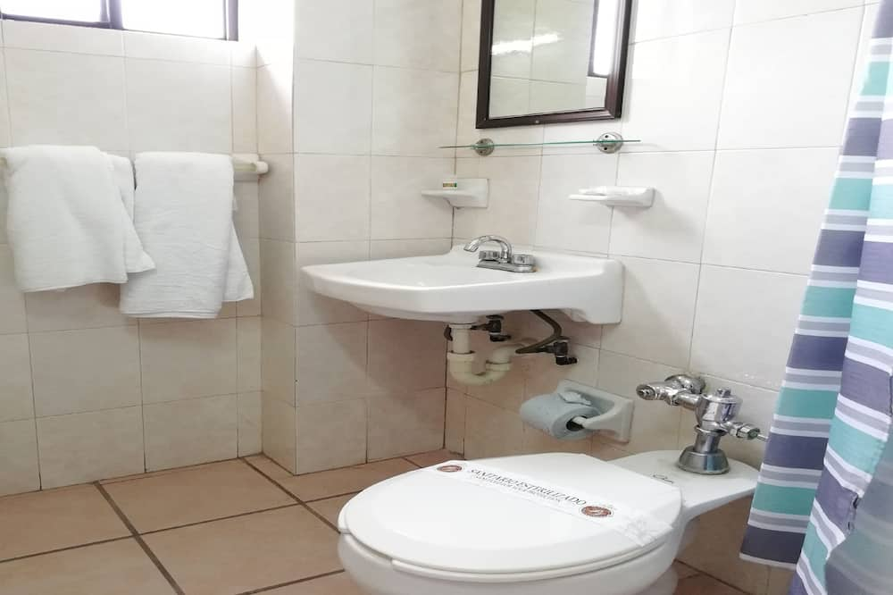 Izba typu Superior - Kúpeľňa
