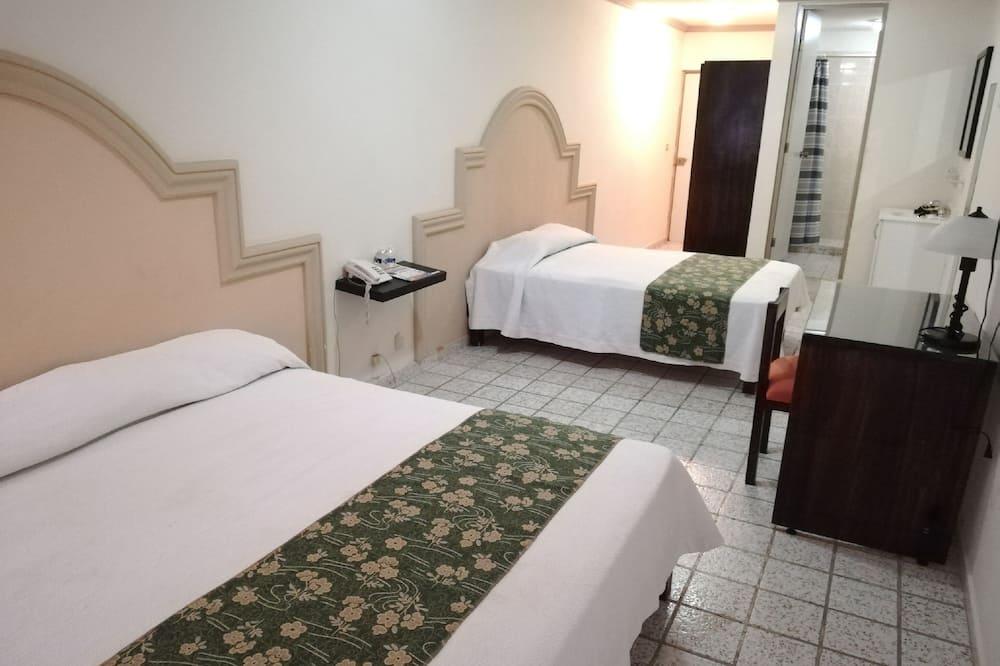 Izba typu Superior, viacero postelí - Hosťovská izba