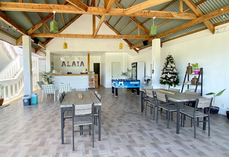 Alaia Studios, Panglao, Terrace/Patio