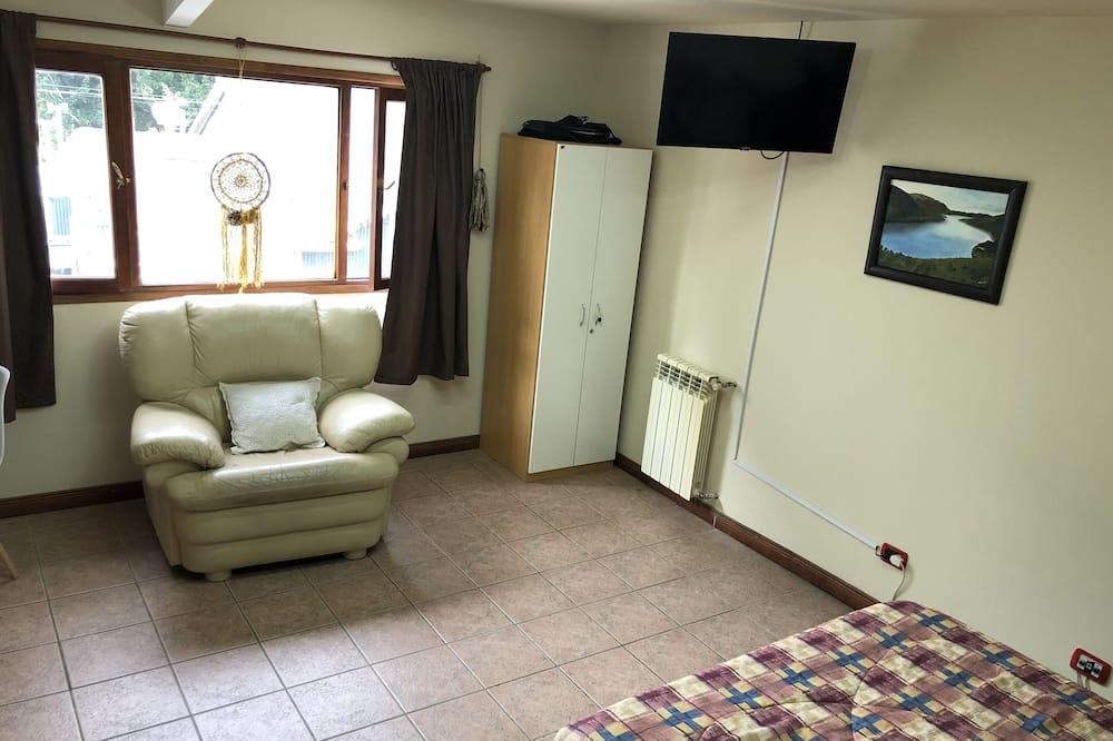 Apartamento Básico - Área de Estar