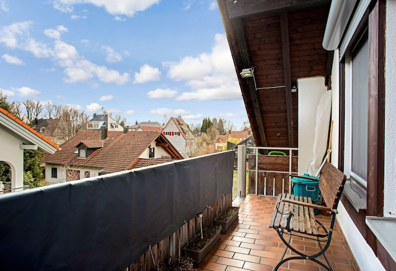 """Cosy Apartment """"frey Lindau"""" With Wi-fi, Balcony & Garden; Parking Available, Lindau (Bodensee), Балкон"""