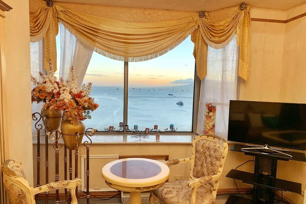 Suite Royal - Sala de estar