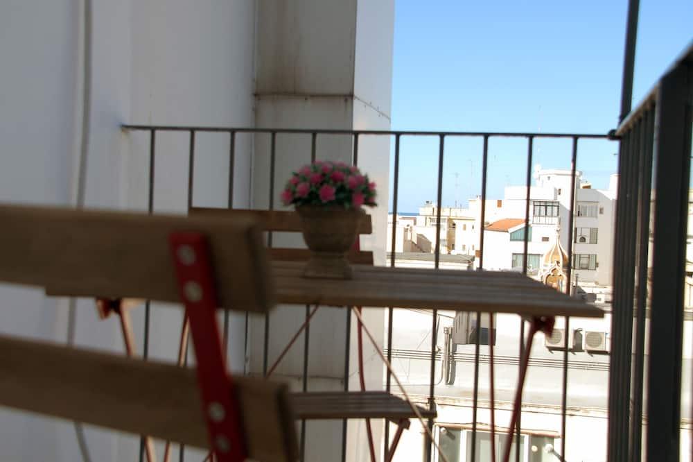 Apartamento Deluxe - Balcón