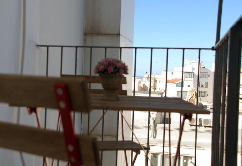 Bari Rooms - Apartments - City Center, Bari, Deluxe-Apartment, Balkon