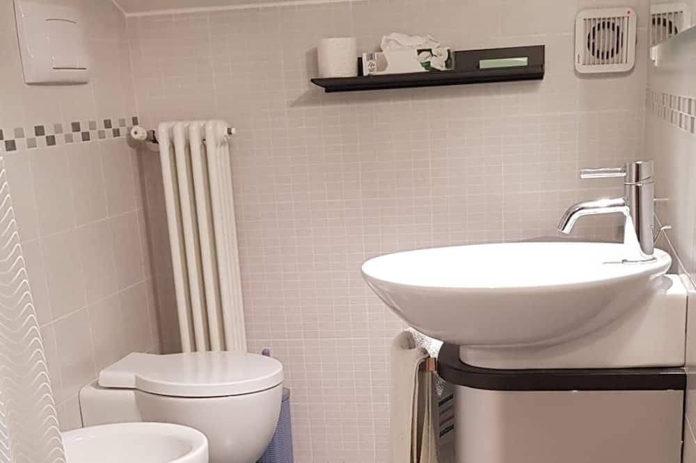 Двухместный номер «Комфорт» с 1 или 2 кроватями - Ванная комната