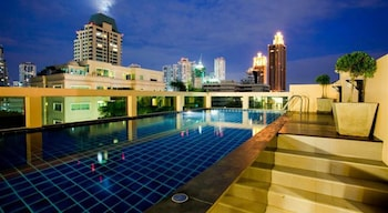 Picture of iCheck inn Residences Sukhumvit 20 in Bangkok