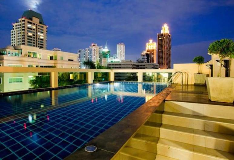 iCheck inn Residences Sukhumvit 20, Bankokas