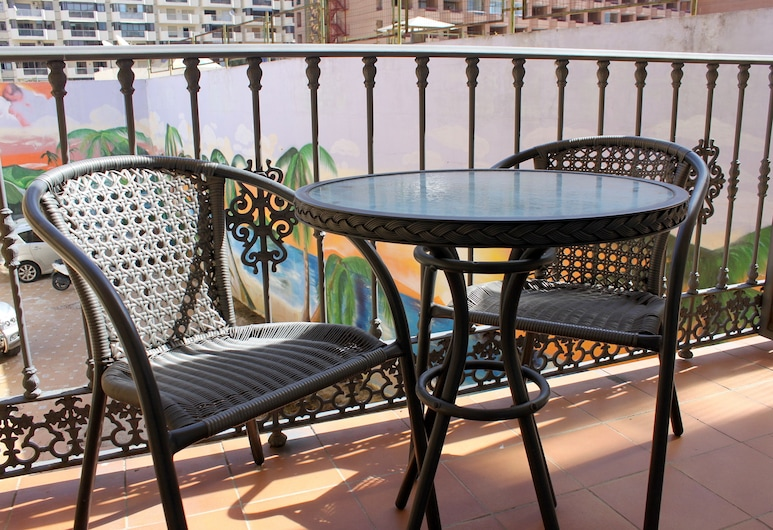 Hotel Agur, Fuengirola, Terrass
