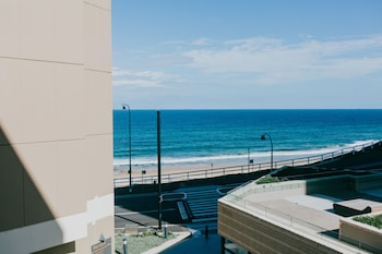 在纽卡斯尔(及其周边地区)的纽卡斯尔海滩诺富特酒店照片