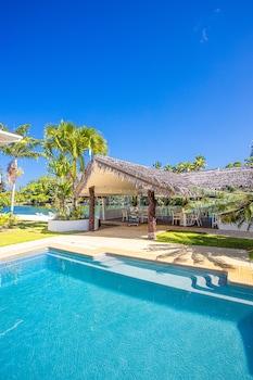 ภาพ Tropicana Lagoon Apartments ใน พอร์ตวิลา