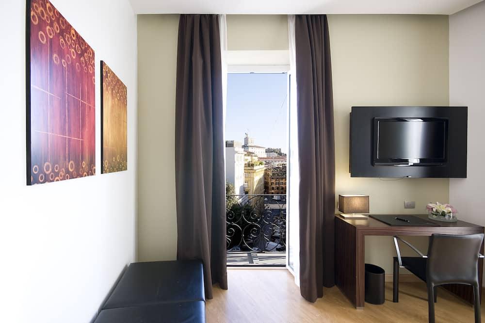 Phòng đôi hoặc 2 giường đơn Superior - Khu phòng khách