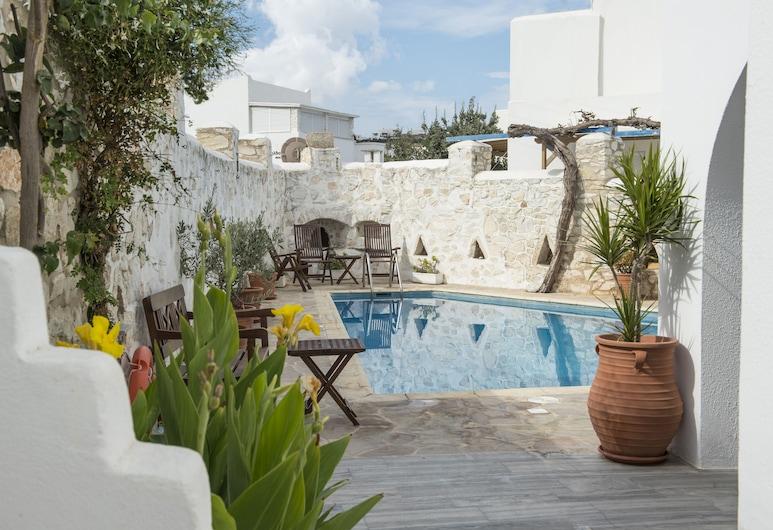 Aegeon Hotel, Paros, Outdoor Pool