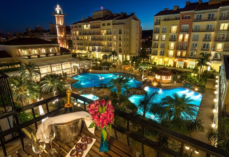 Il Campanario Villagio Resort, Florianopolis, View from Hotel