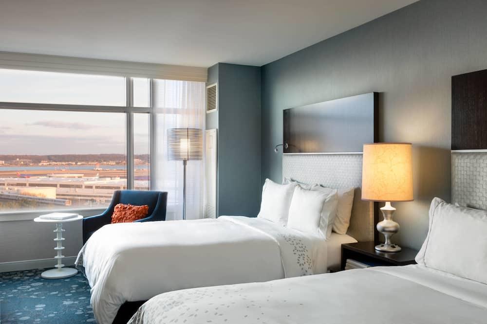 غرفة في المدينة - سريران مزدوجان - لغير المدخنين - منظر للمدينة - منظر للمدينة