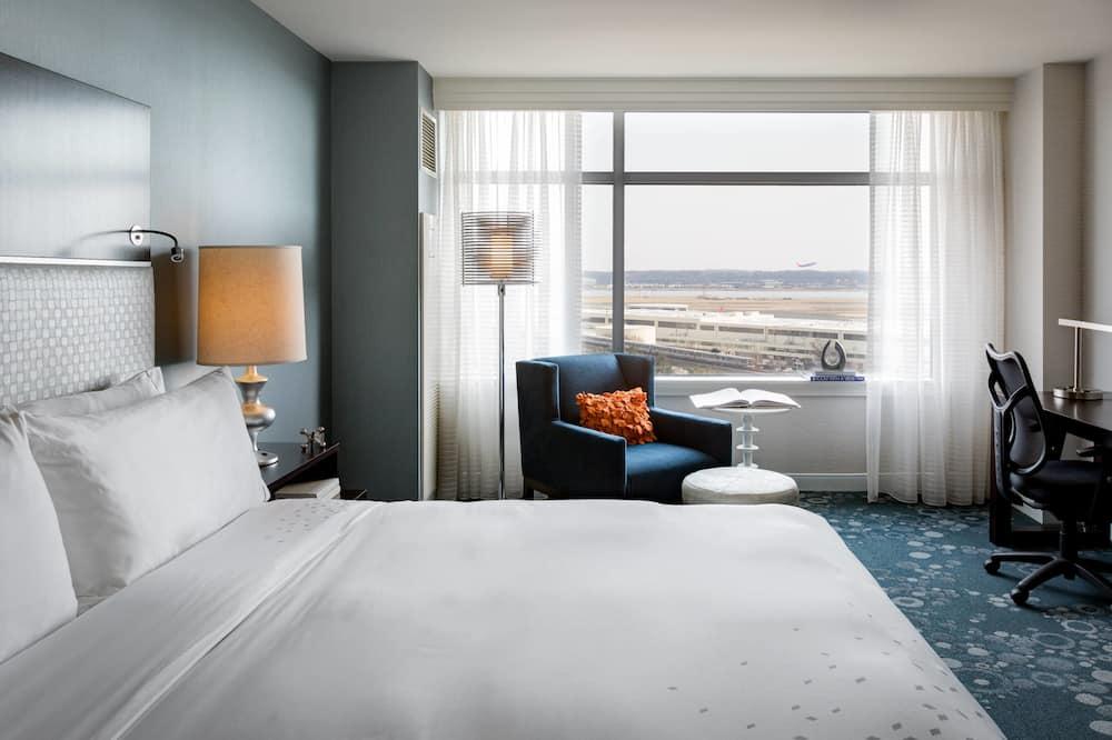 غرفة في المدينة - سرير ملكي - لغير المدخنين - منظر للمدينة - منظر للمدينة