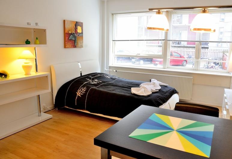 Studio Rådmandsgade, Κοπεγχάγη, Εσωτερικοί χώροι