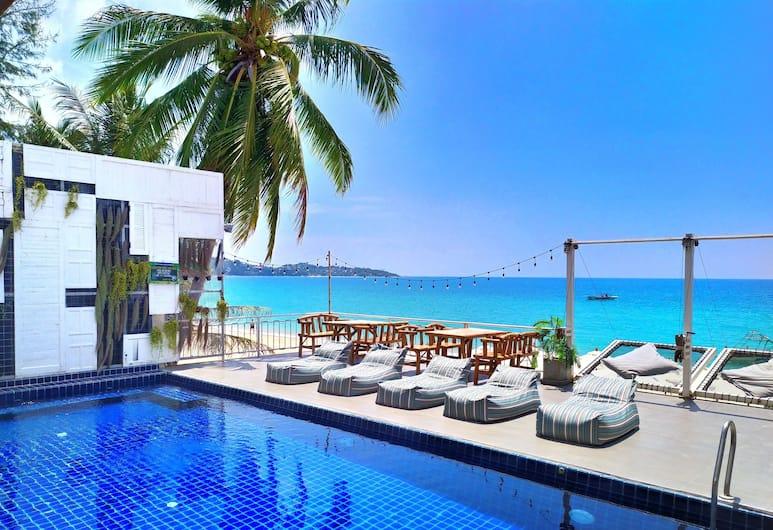 Rich Resort Beachside Hotel, Koh Samui, Pool