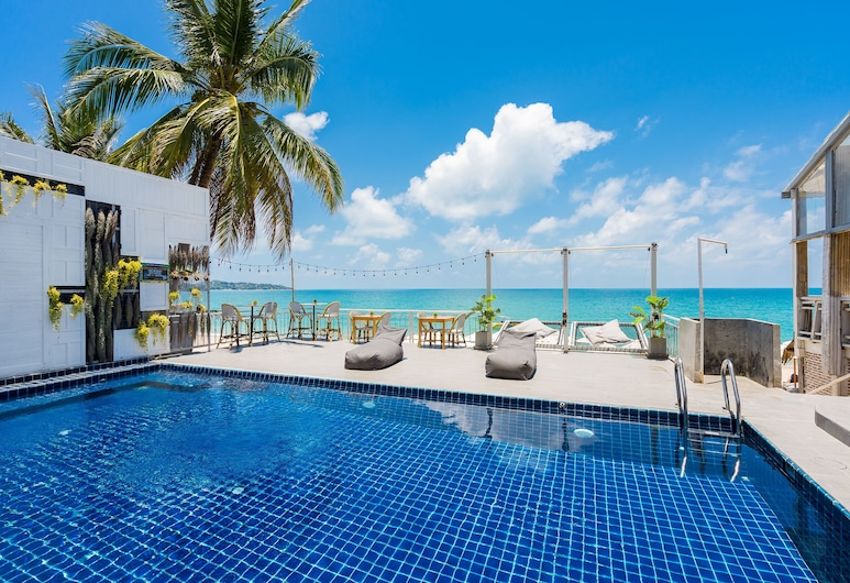Rich Resort Beachside Hotel, Koh Samui, Outdoor Pool