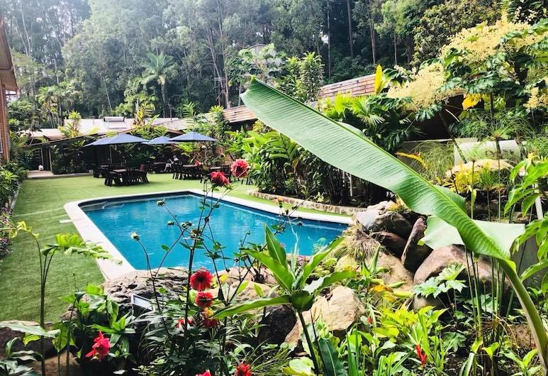 Pacific Gardens Hotel, Goroka, Outdoor Pool