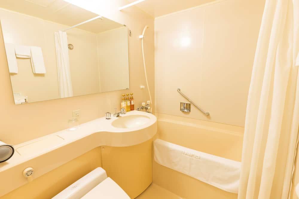 Standard szoba - Fürdőszoba