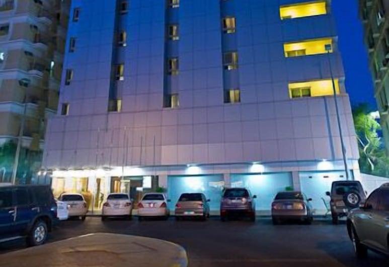 鳳凰廣場公寓酒店, 阿布達比