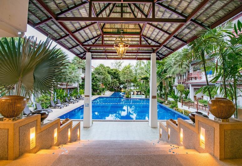 Koh Tao Montra Resort, Koh Tao, Εξωτερική πισίνα