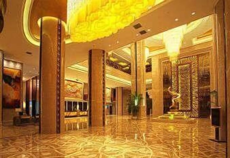 Howard Johnson Tropical Garden Plaza Kunming, Kunming, Lobby