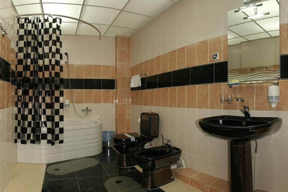 Apartament typu Suite - Łazienka