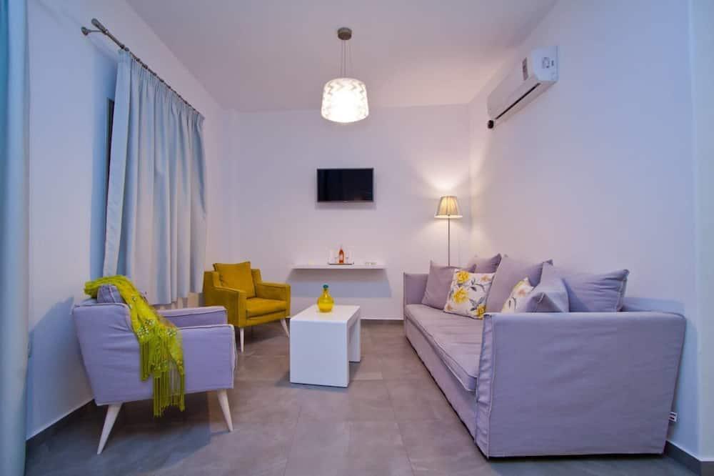 Suite (Caldera View) - Sala de Estar