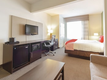 傑克遜OYO 密西西比傑克遜市中心酒店的圖片