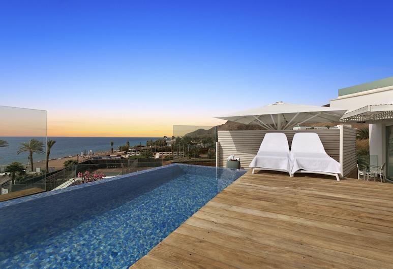 Reef Eilat Hotel By Herbert Samuel, Eilat, Luxury Suite, Private Pool, Private pool