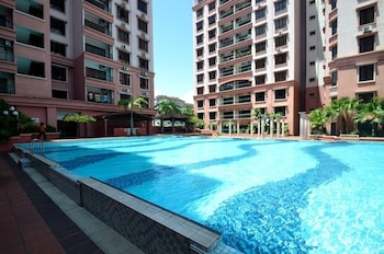 Gambar KK-Suites Residence @ Marina Court di Kota Kinabalu