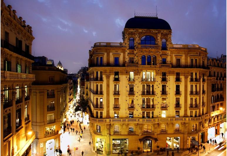 Ohla Barcelona, Barcelona, Hotellets front – kveld/natt