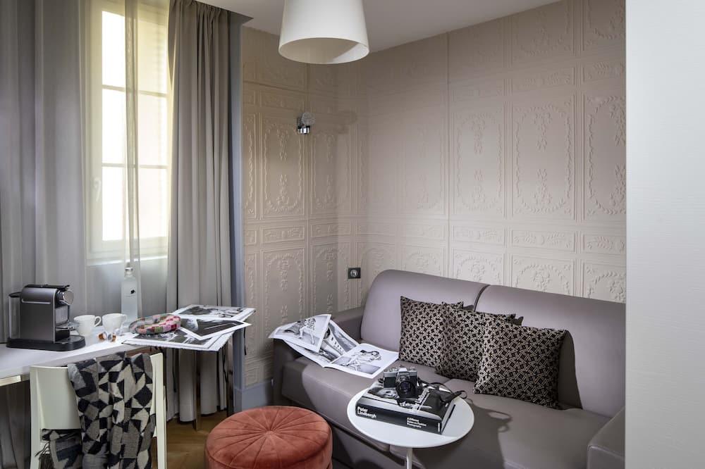 Suite Familiale - Oppholdsområde