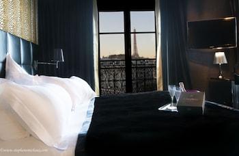 Paryż — zdjęcie hotelu First Hotel Paris - Tour Eiffel