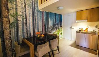 Fotografia hotela (Central City Apartments) v meste Oslo